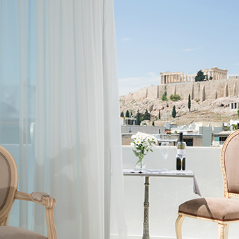 Premium Acropolis View With Balcony Gallery